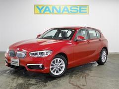 BMW118i スタイル 1年保証 登録済未使用車 新車保証