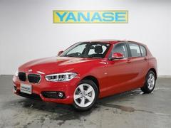 BMW118dスポーツ 1年保証 登録済未使用車 新車保証