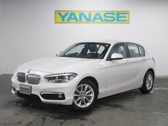 BMW118iスタイル 1年保証 登録済未使用車 新車保証
