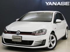 VW ゴルフGTI 新車保証