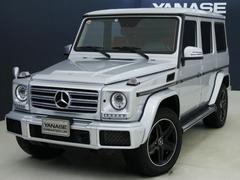 M・ベンツG550 新車保証