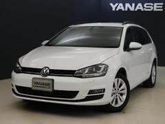 VW ゴルフヴァリアントTSI コンフォートラインブルーモーションテクノロジー