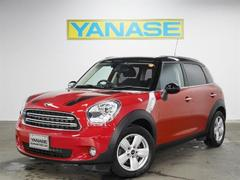 MINIクーパーD クロスオーバー ヤナセ保証 新車保証