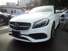 M・ベンツA250 シュポルト 4M 新車保証