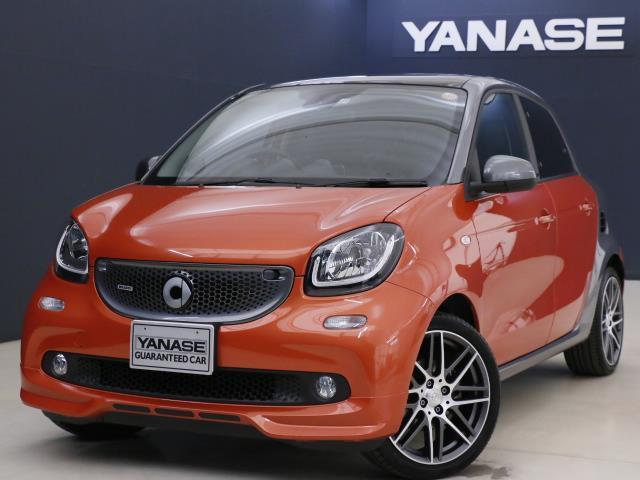ブラバス エクスクルーシブ 1年保証 新車保証