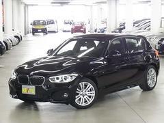 BMW118d Mスポーツ アイドリングストップ HDDナビ