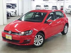 VW ゴルフTSI コンフォートライン ブルーモーションテクノロジー