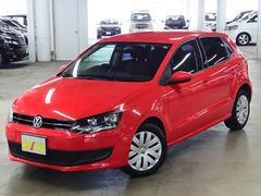 VW ポロTSIコンフォートラインブルーモーションテクノロジー ターボ