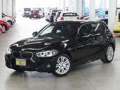 BMW118d Mスポーツ HDDナビ パーキングサポートP