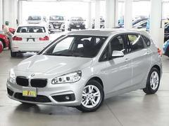 BMW218iアクティブツアラー プラスパッケージ iDrive