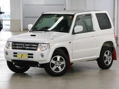 パジェロミニパールセレクト ターボ 4WD