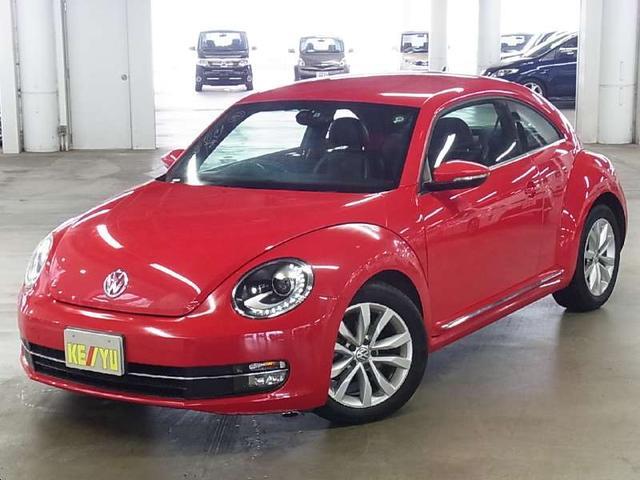 VW ザ・ビートル画像