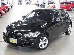 BMW118d スポーツ ドライビングアシスト パーキングアシスト