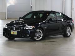 BMW523d Mスポーツ ハイラインパッケージ 電動レザーシート