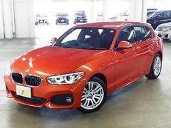 BMW118i Mスポーツ ドライビングアシスト LEDライト