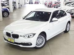 BMW320iラグジュアリー レザー電動シート リアビューカメラ