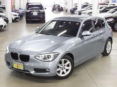BMW116i ワンオーナー iDriveナビ キセノンライト
