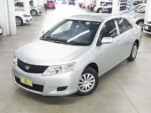 Photo of TOYOTA ALLION A15 STANDARD PACKAGE / used TOYOTA