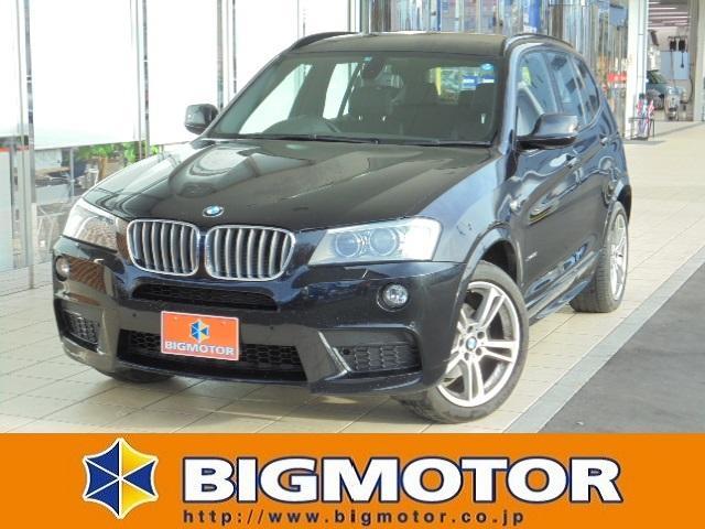 BMW X3 X3 xDrive28i Mスポ (なし)