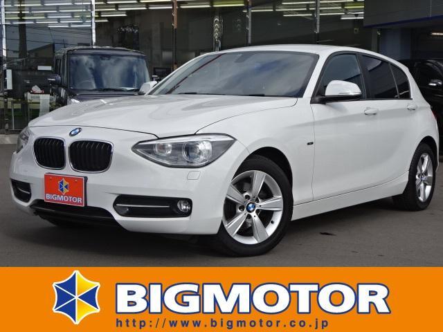 BMW 1シリーズ 116Iスポーツ (検29.6)
