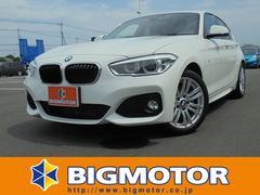 BMW118i_Mスポーツ