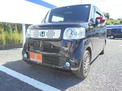 N−BOXスラッシュ2トーンスタイルX 純正ナビ.TV