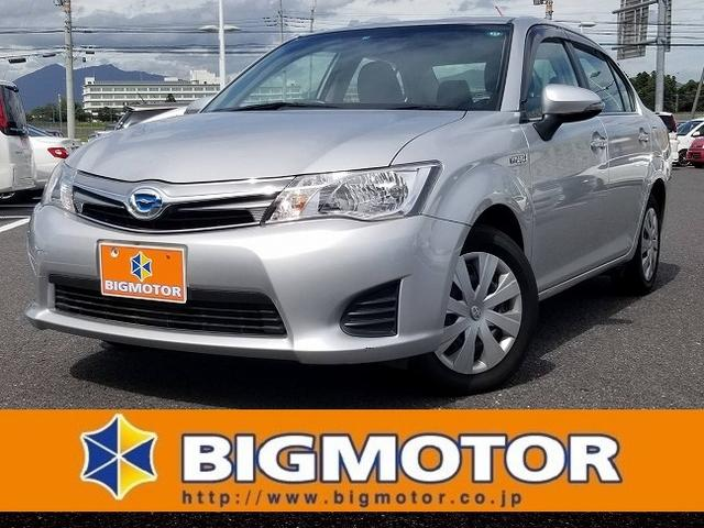 Photo of TOYOTA COROLLA AXIO HYBRID G / used TOYOTA