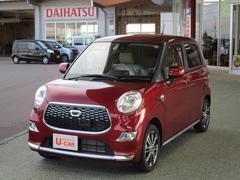 新潟の中古車 ダイハツ キャスト 車両価格 133万円 リ済別 平成27年 0.6万K ファイアークォーツレッドM