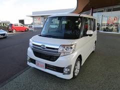 新潟の中古車 ダイハツ タント 車両価格 154.6万円 リ済別 平成27年 0.4万K パールホワイト3