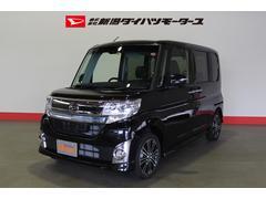 新潟の中古車 ダイハツ タント 車両価格 161.2万円 リ済別 平成27年 0.4万K ブラックマイカM