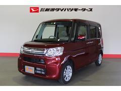 新潟の中古車 ダイハツ タント 車両価格 120万円 リ済別 平成26年 0.7万K ファイアークォーツレッドM