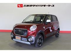 新潟の中古車 ダイハツ キャスト 車両価格 134.2万円 リ済別 平成27年 0.2万K ファイアークォーツレッドM