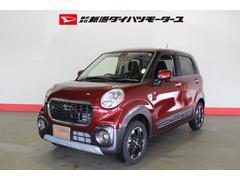 新潟の中古車 ダイハツ キャスト 車両価格 134.1万円 リ済別 平成27年 0.4万K ファイアークォーツレッドM