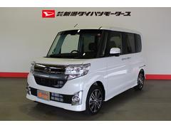 新潟の中古車 ダイハツ タント 車両価格 166万円 リ済別 平成27年 0.8万K パールホワイト3