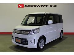 新潟県の中古車ならスペーシアカスタム XS