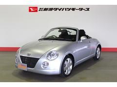 新潟の中古車 ダイハツ コペン 車両価格 95.4万円 リ済別 平成18年 5.3万K ブライトシルバーM
