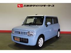 新潟の中古車 スズキ アルトラパン 車両価格 72万円 リ済別 平成22年 4.3万K ライトブルー