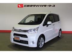 新潟の中古車 ダイハツ ムーヴ 車両価格 88万円 リ済別 平成23年 6.0万K パールホワイト3