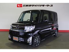 新潟県の中古車ならタント カスタムRS