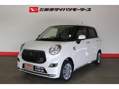 新潟の中古車 ダイハツ キャスト 車両価格 111.3万円 リ済別 平成28年 0.7万K パールホワイト3