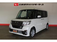 新潟県の中古車ならタント カスタムX SAII