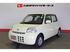 新潟の中古車 ダイハツ エッセ 車両価格 41万円 リ済別 平成19年 6.9万K コットンアイボリー