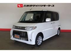 新潟県の中古車ならタント カスタムX