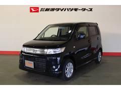 新潟県の中古車ならワゴンRスティングレー X