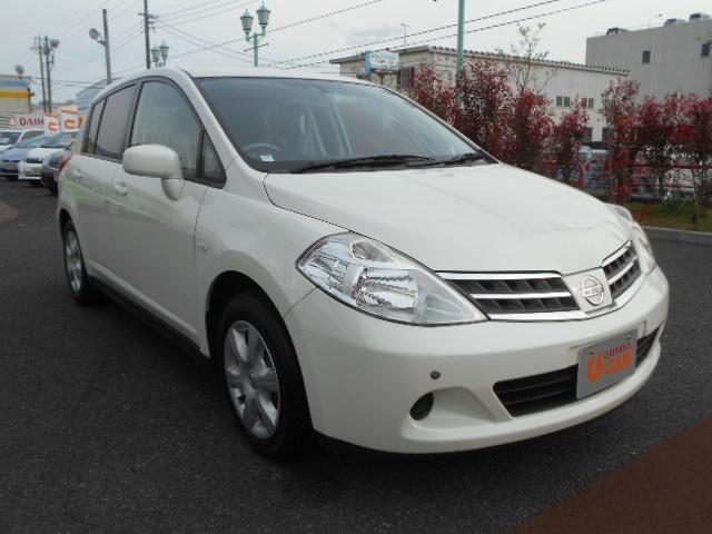 日産 ティーダ 15M (車検整備付)