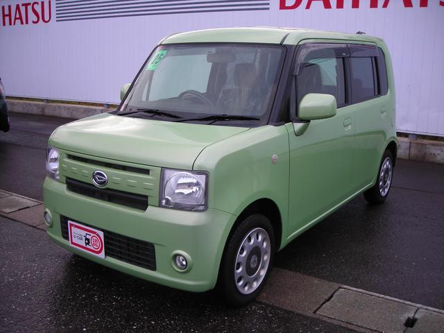 Photo of DAIHATSU MOVE CONTE G NAVI / used DAIHATSU