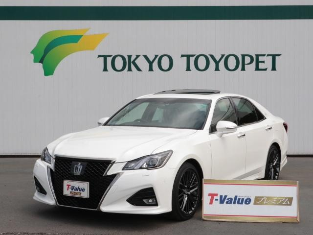 トヨタ アスリートG-T