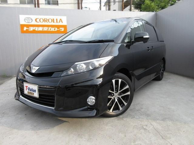 トヨタ アエラス  HDDナビ・フルセグTV・ETC