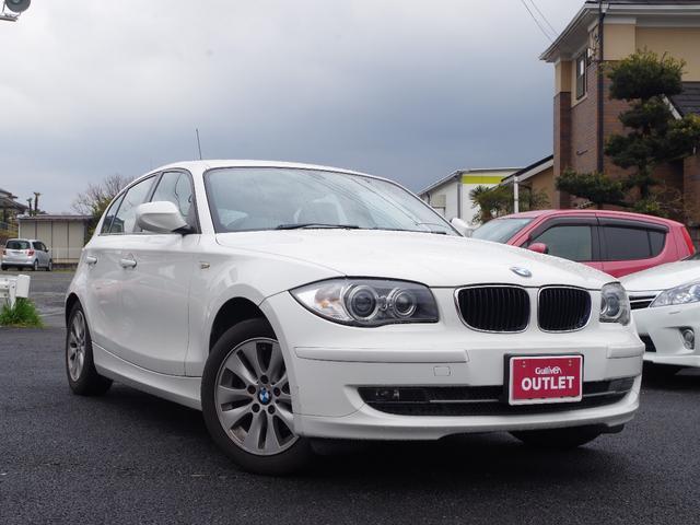 BMW 1シリーズ 116i キセノンETCキーレス (なし)