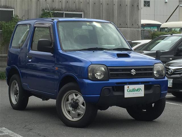 スズキ ジムニー XG ワンオーナー 4WD ターボ キーレス (なし)